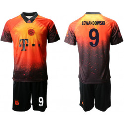 2018/19 Bayern Munich 9 LEWANDOWSKI FIFA Digital Kit Soccer Jersey