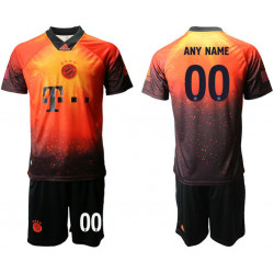 2018/19 Bayern Munich Customized FIFA Digital Kit Soccer Jersey