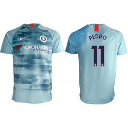2018/19 Chelsea 11 PEDRO Third Away Thailand Soccer Jersey