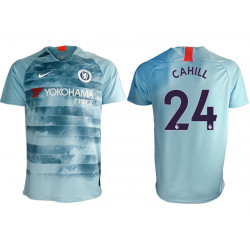 2018/19 Chelsea 24 CAHILL Third Away Thailand Soccer Jersey