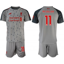 2018/19 Liverpool 11 M.SALAH Third Away Soccer Jersey