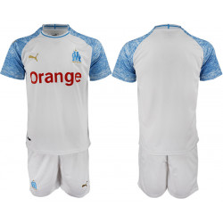 2018/19 Marseille Home Soccer Jersey