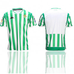 2018/19 Real Betis Home Thailand Soccer Jersey