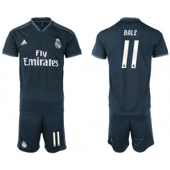 2018/19 Real Madrid 11 BALE Away Soccer Jersey