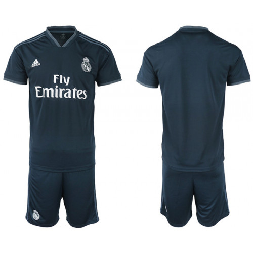 2018/19 Real Madrid Away Soccer Jersey