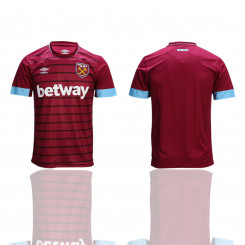 2018/19 West Ham United Home Thailand Soccer Jersey