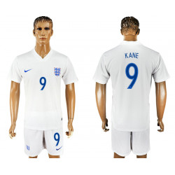 2018 Fifa World Cup England Home #9 Jersey