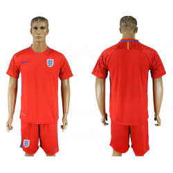 2018 Fifa World Cup England Red Goalkeeper Jersey
