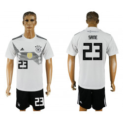 2018 Fifa World Cup Germany Home #23 Jersey