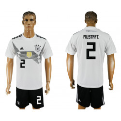 2018 Fifa World Cup Germany Home #2 Jersey