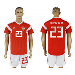 2018 Fifa World Cup Russia Home #23 Jersey