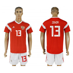 2018 Fifa World Cup Russia Home #13 Jersey