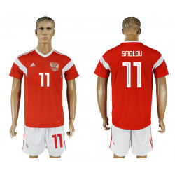 2018 Fifa World Cup Russia Home #11 Jersey