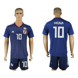 2018 Fifa World Cup Japan Home #10 Jersey