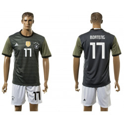 2018 Fifa World Cup Germany Away #17 Jersey