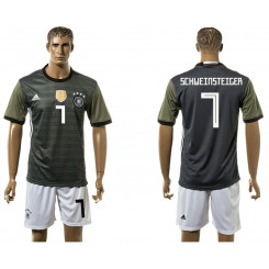 2018 Fifa World Cup Germany Away #7 Jersey