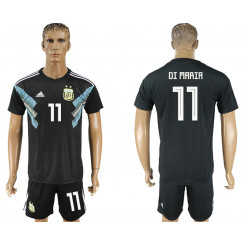 2018 Fifa World Cup Argentina Away #11 Jersey