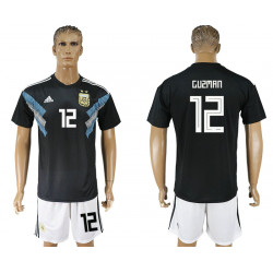 2018 Fifa World Cup Argentina Away #12 Jersey