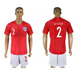 2018 Fifa World Cup England Away #2 Jersey
