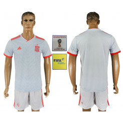 2018 Fifa World Cup Spain Away Jersey