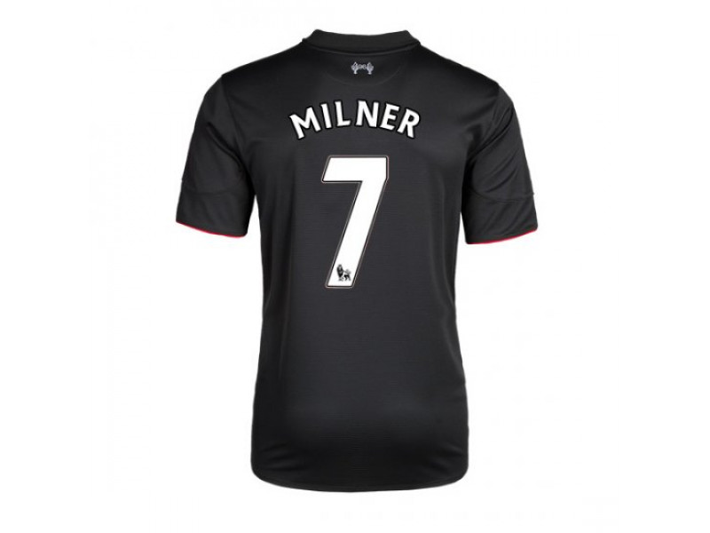 timeless design 026ad 80a0f 2015/16 Liverpool #7 James Milner Third Jersey